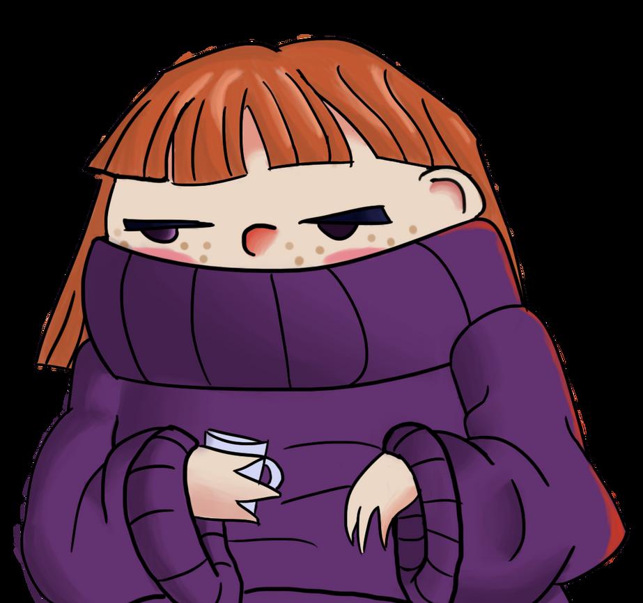 Sick in Sweater by DrLimeade