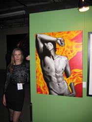 Nude Nite art show in Tampa