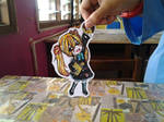 Alice Paper Child