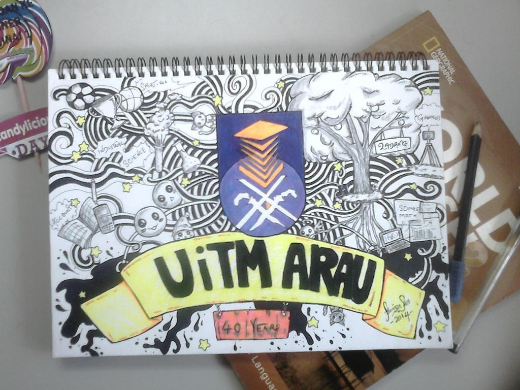 UiTM ARAU 40th Anniversary by AmieeSha96