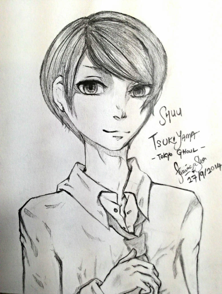 Winner prize for contest- Shuu Tsukiyama by AmieeSha96