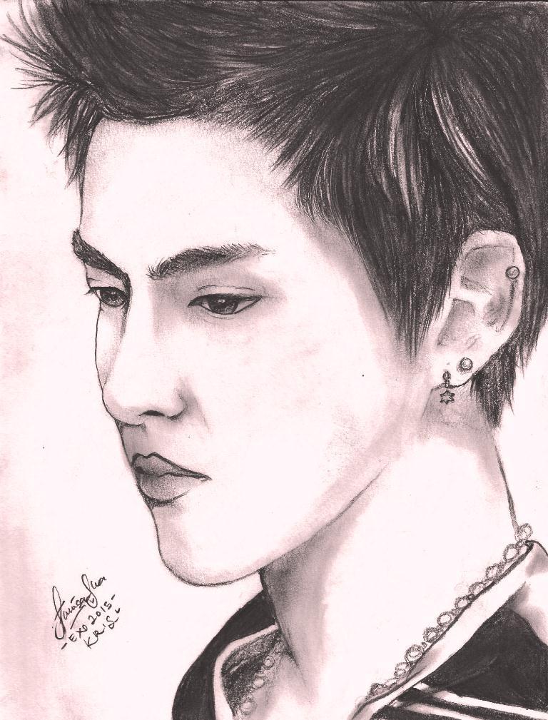 Kris, Dragon by AmieeSha96