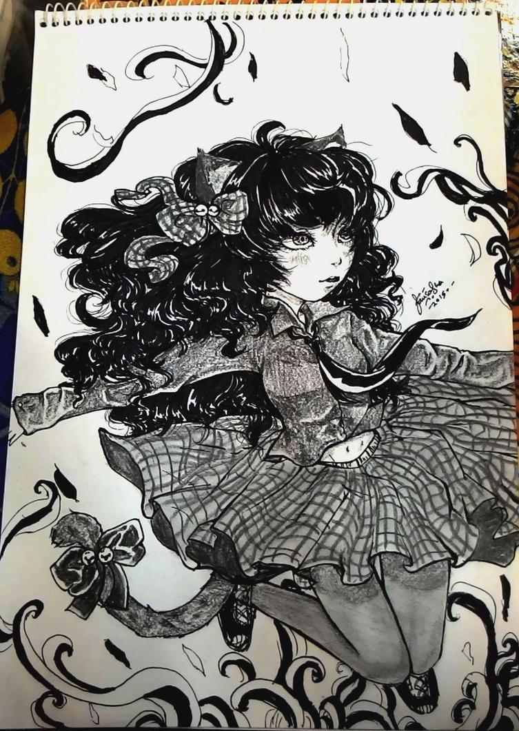 Dorothy (Black Cat) by AmieeSha96