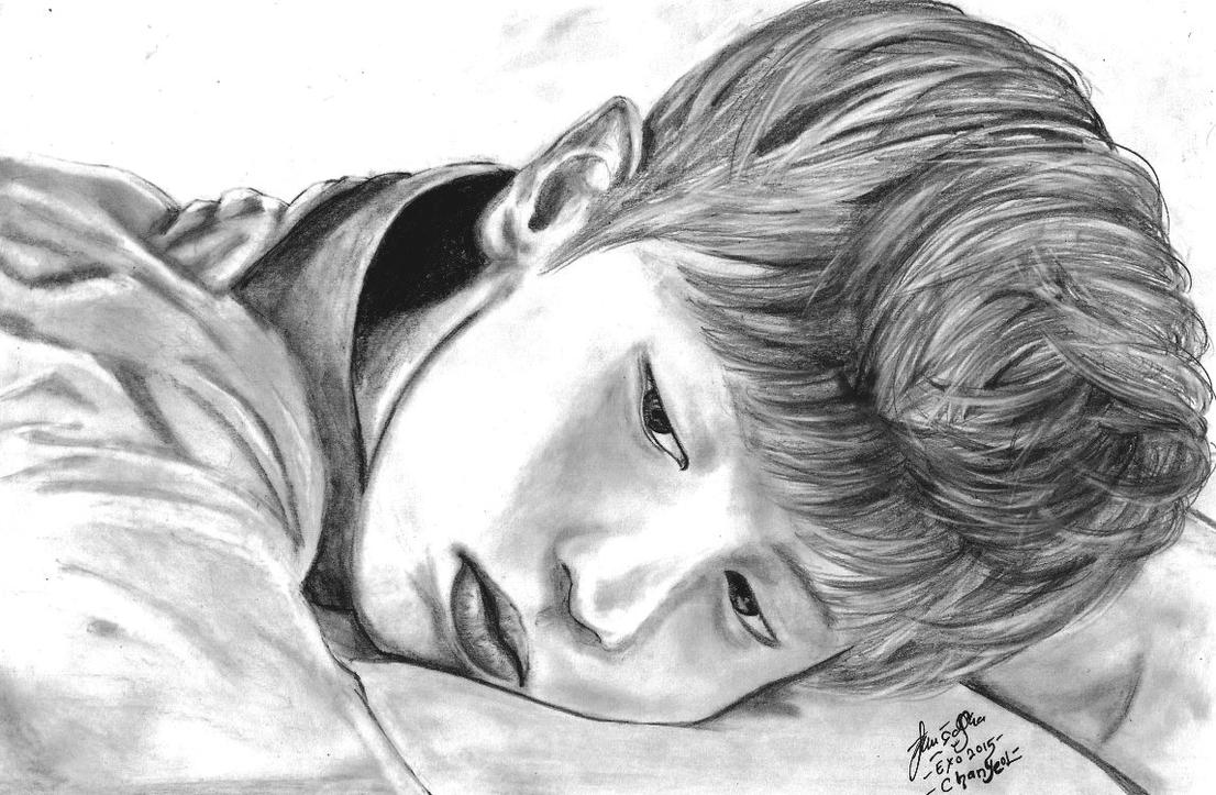 27. Sleepy Channie by AmieeSha96