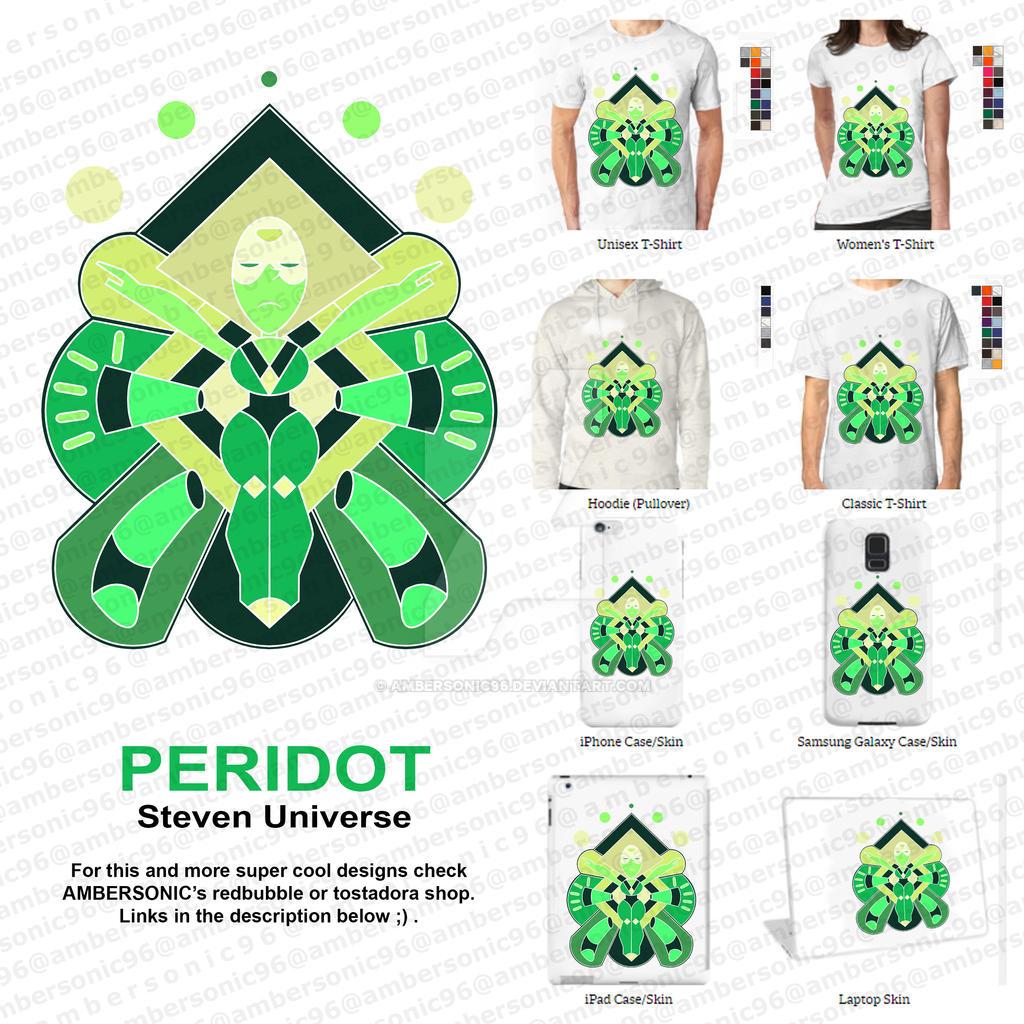 Design shirt redbubble -  Selling T Shirt On Redbubble Peridot By Ambersonic96