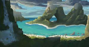 Tropical Landscape