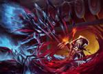 League of legends - Elise vs Vladimir