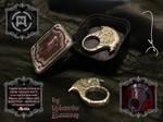 Vorador Signet Ring by Infernauta