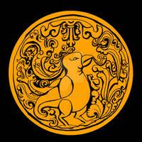 Bird Medallion of Kidal Temple