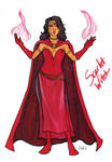 Marvel . Scarlet Witch