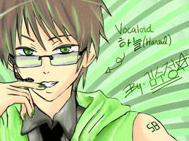 vocaloid haneul by sho-hei