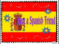 Spanish friend -stamp- by BrookeCPhotography