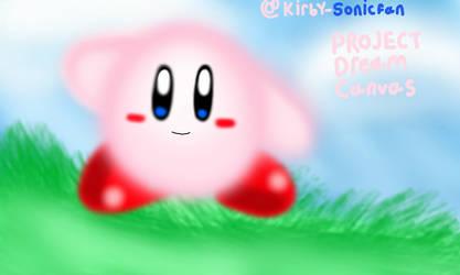 Project Dream Canvas by Kirby-Sonicfan