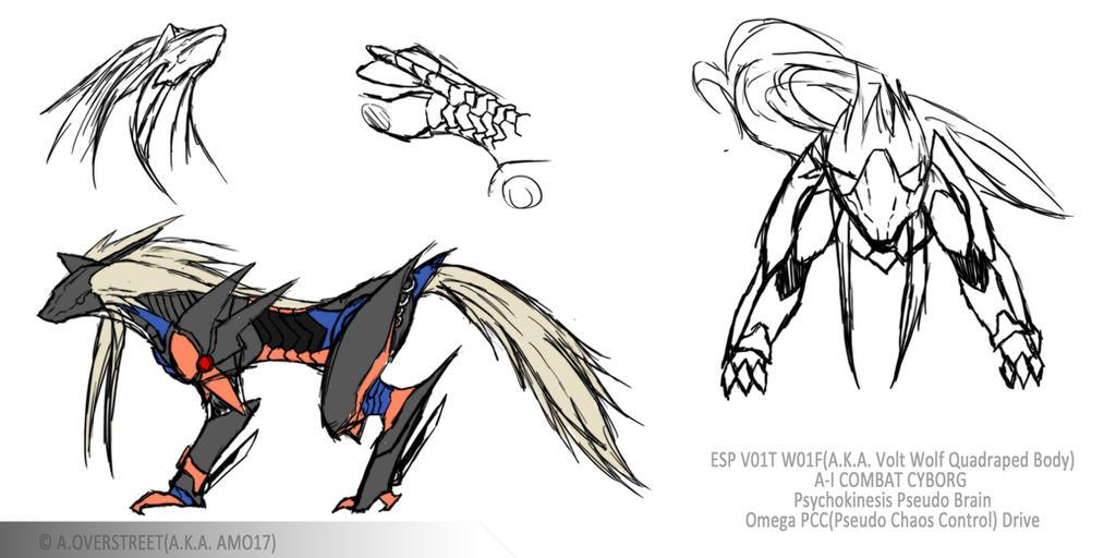 Volt Wolf Concept by AMO17