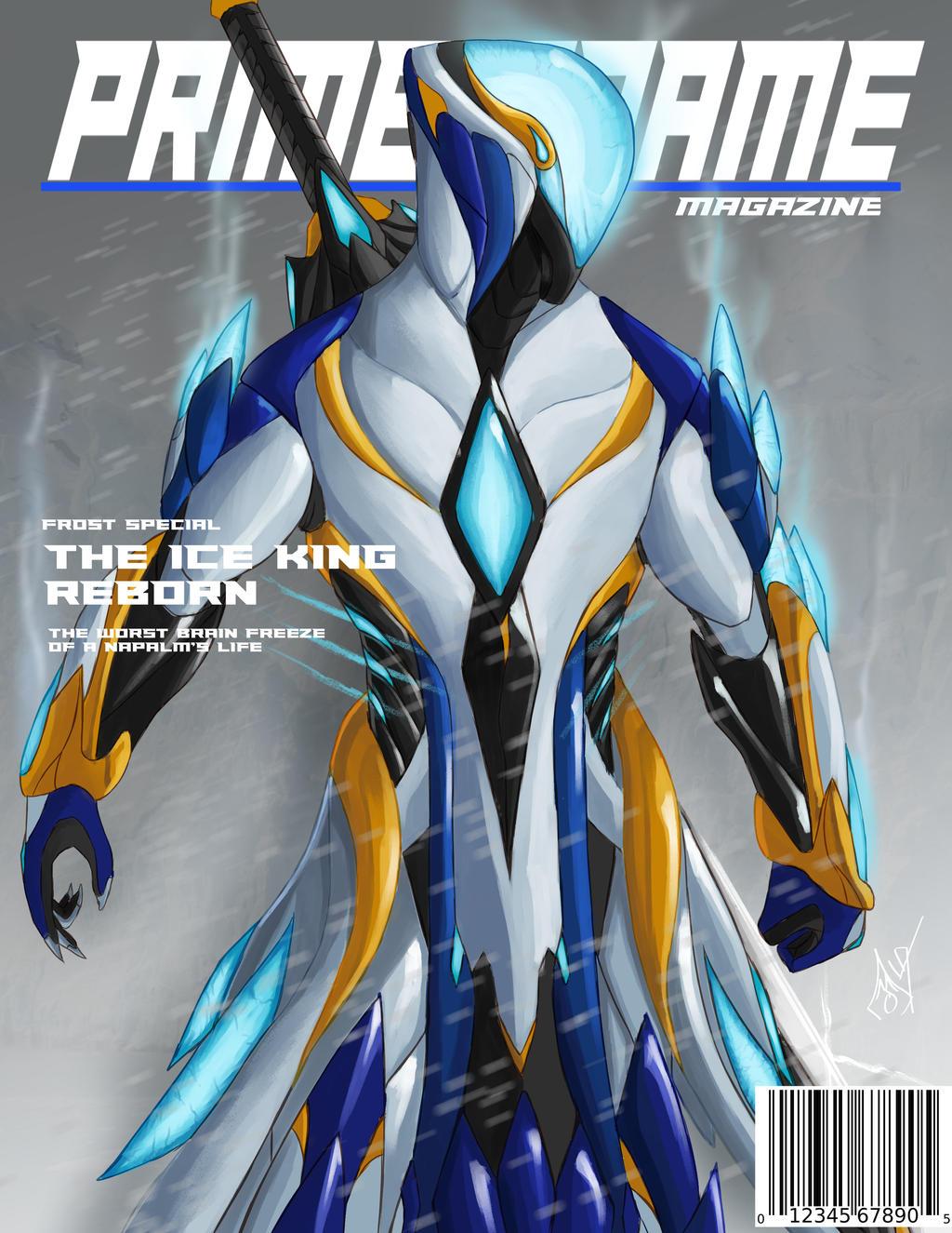 Frost Prime Snow G Obe Build