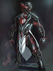 CW Knija Armor Gen 7 by AMO17