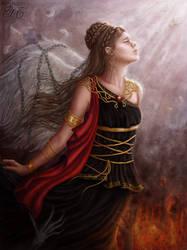 Persephone's Lament by Ilenora