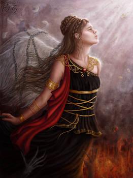 Persephone's Lament