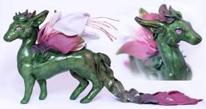 'Kinnari' - Fuchsia Drakeling