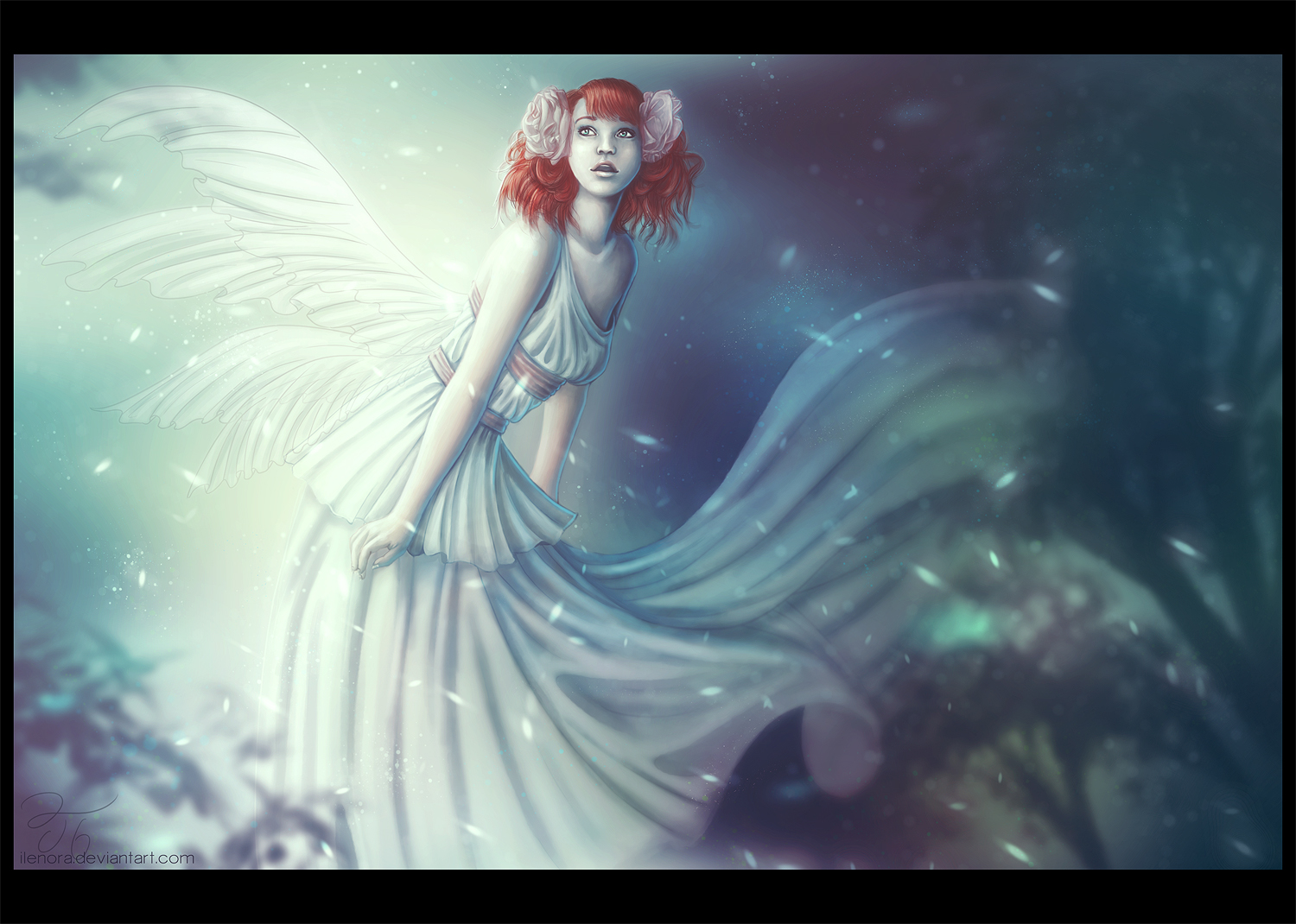 Ethereal by Ilenora