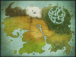 Daughters of Nymeria Map | Comm