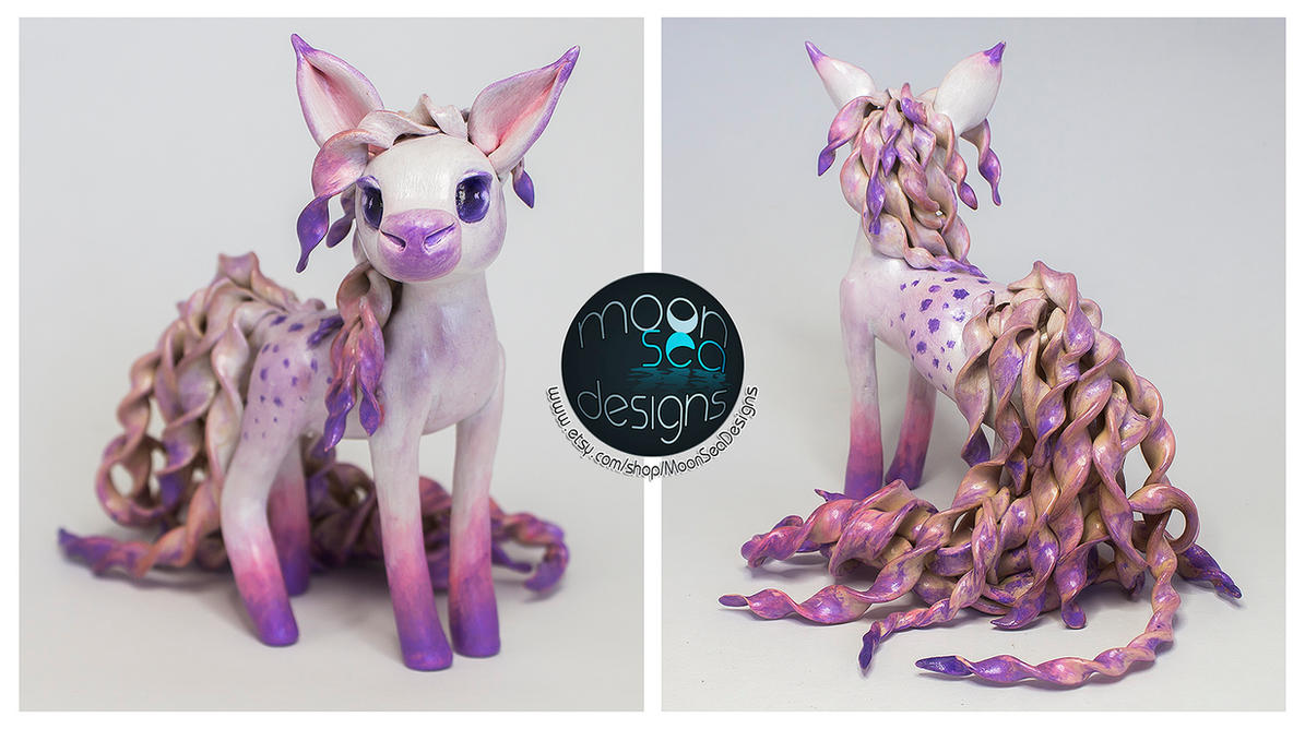 Sugar Swirl - Pony Sculpture | FOR SALE by Ilenora