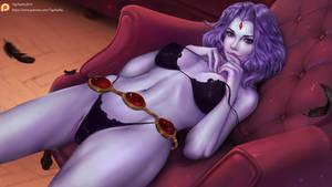 Raven Titans (commission) version 2