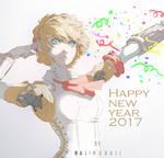 Aigis by halimunali-Happy new year!