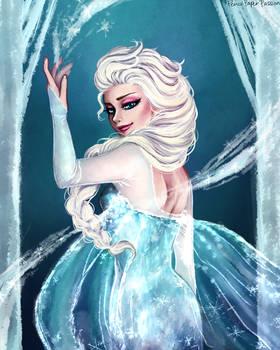 - Queen Elsa - Frozen -