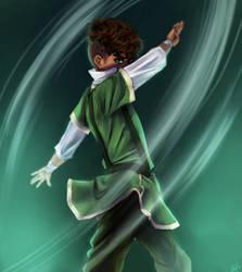 Kai - Legend of Korra -