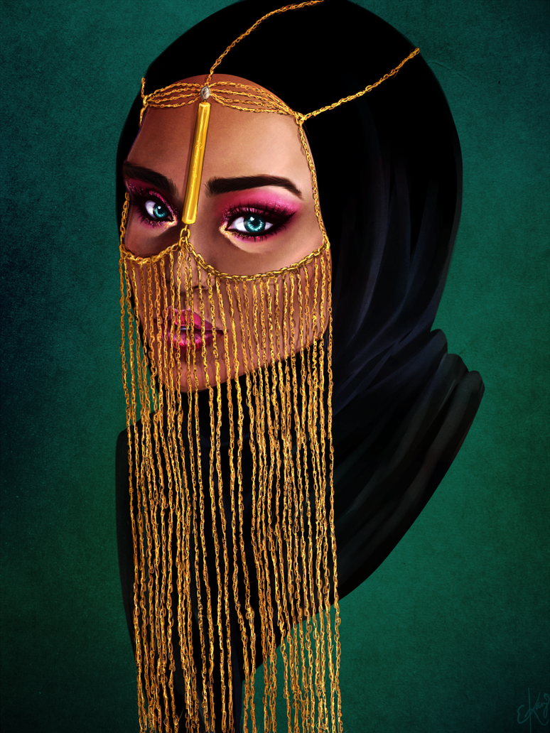 Habibi by PencilPaperPassion