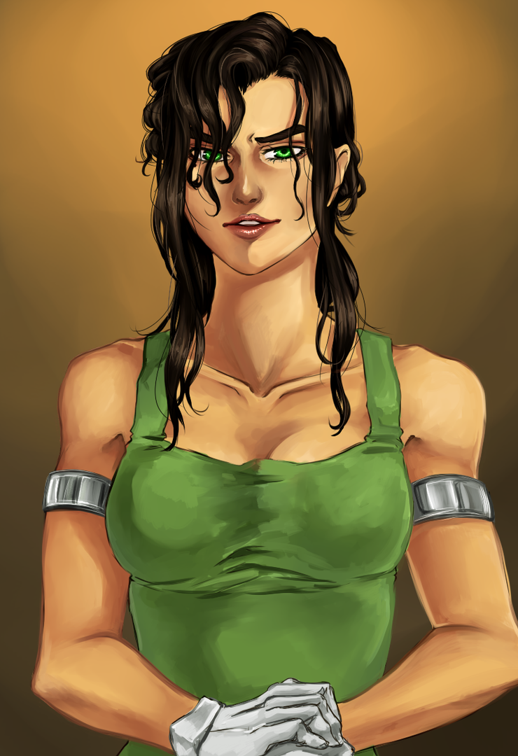 Kuvira - LOK by PencilPaperPassion