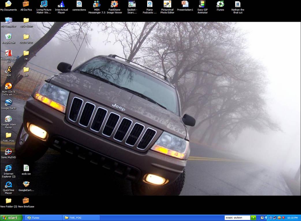 The Latest Desktop