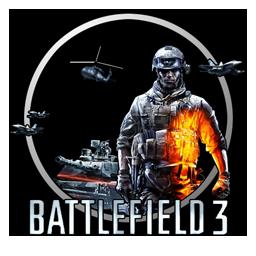 Battlefield 3 - Dock Icon 1 by GavReed