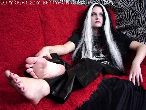 Sexy Goth soles 1 by jason9800player2