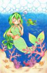 Mermaid Tsuyu