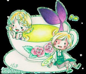 Teacup by yuukiartda