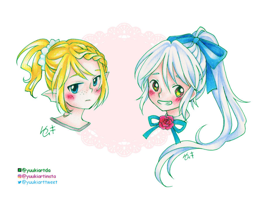 PonyTaiL by yuukiartda