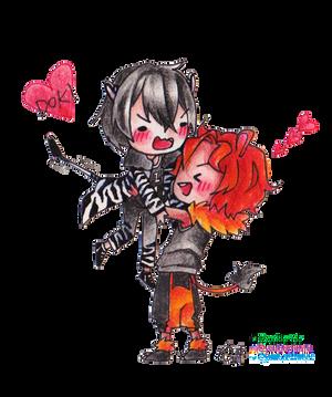 Happy and Loving by yuukiartda