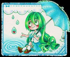 Rain by yuukiartda