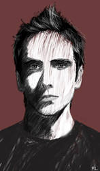 Self portrait by FalconLopez