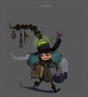 Little potion apprentice