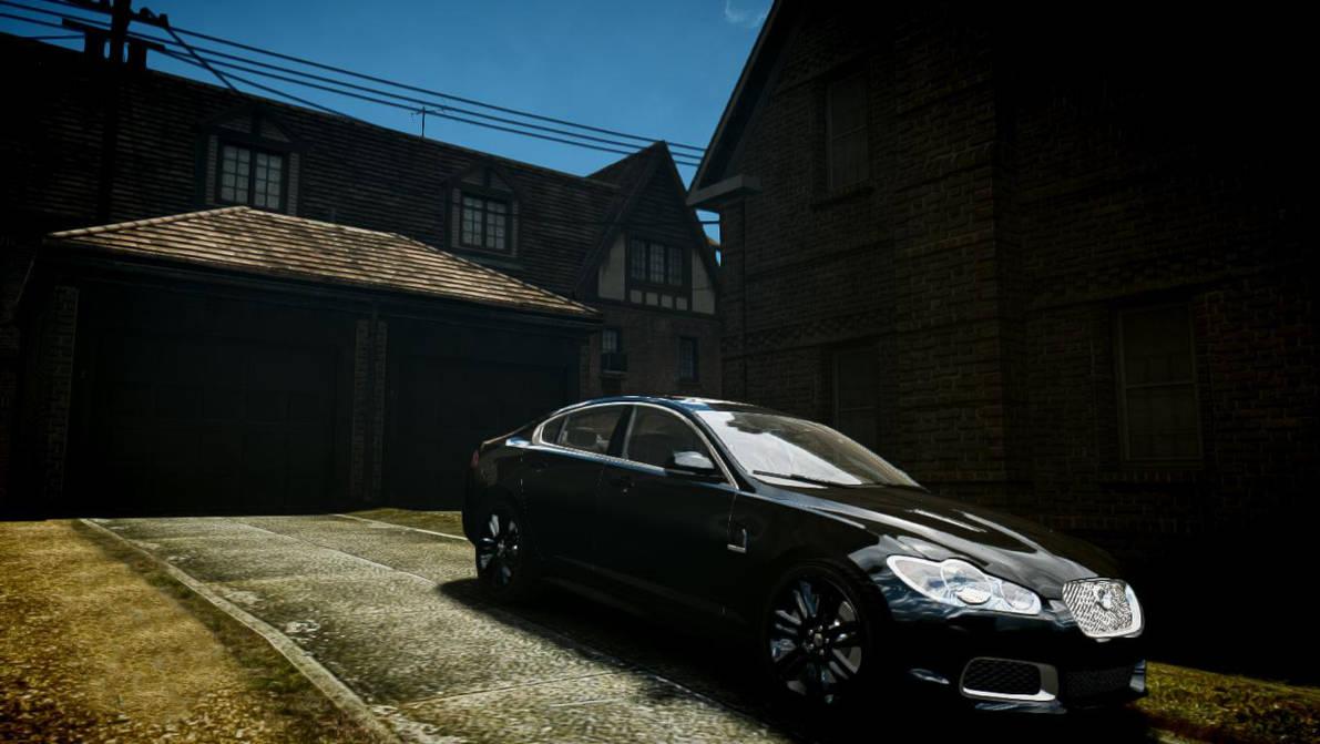 GTA IV Jaguar XFR +ICEnhancer 1 3 by rAgEIV on DeviantArt