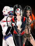 Suicide Vampires Variant Blood Moon