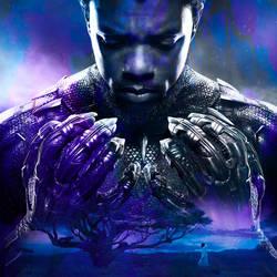 Chadwick Boseman Black Panther Long Live The King