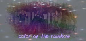 color of the rainbow MMD DL