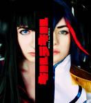 Kill la kill - Satsuki, Ryuko