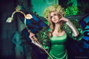 Queen Elfaria - Odin Sphere by lKainl