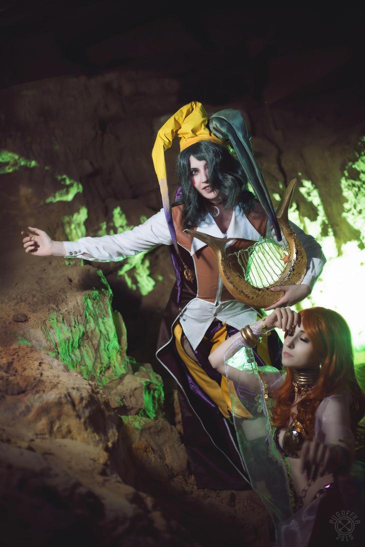 Ragnarok Online - Dancer, Clown by lKainl