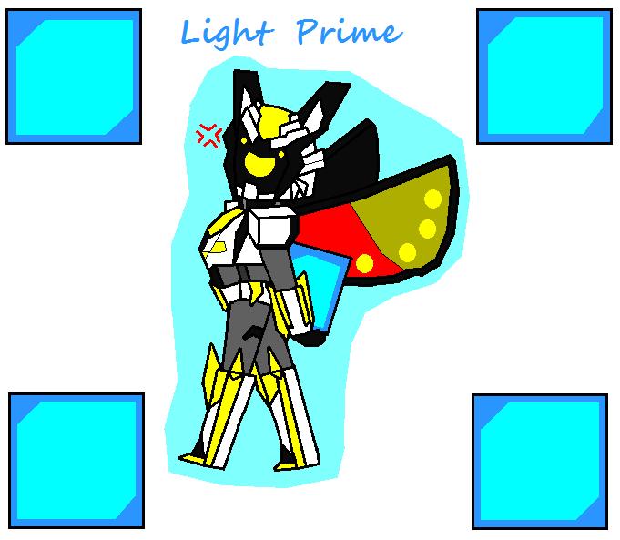 TFLightPrime's Profile Picture